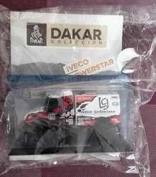 Colección Dakar. Camión IVECO 2016 . Escala 1:43