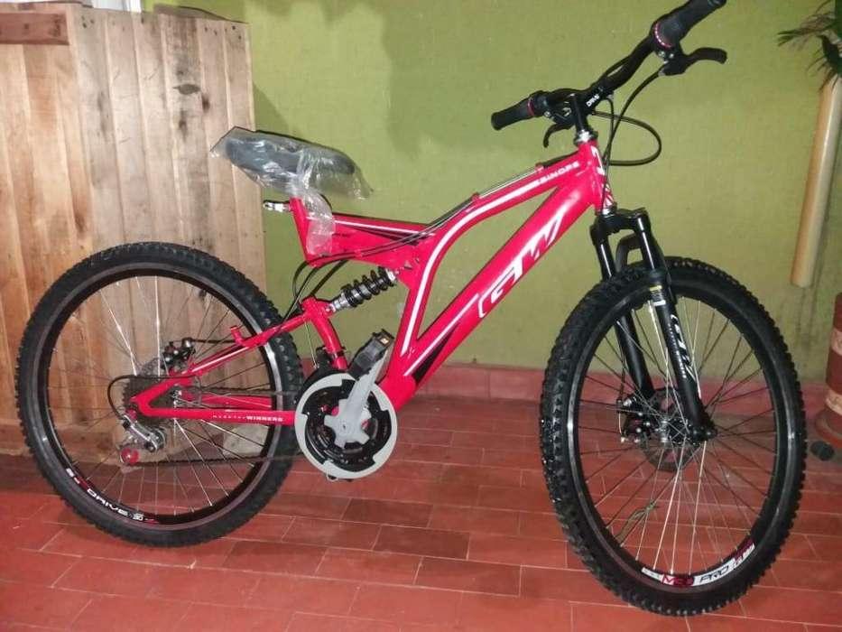 Se Vende Bicicleta Nueva Gw