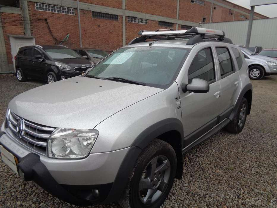 Renault Duster 2015 - 98567 km