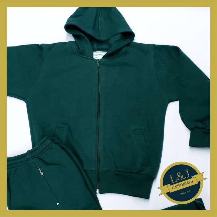 Conjuntos Deportivos Color Verde, de 10