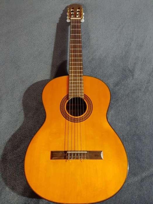 Guitarra Clasica Takamine G124 Flamante!!!!