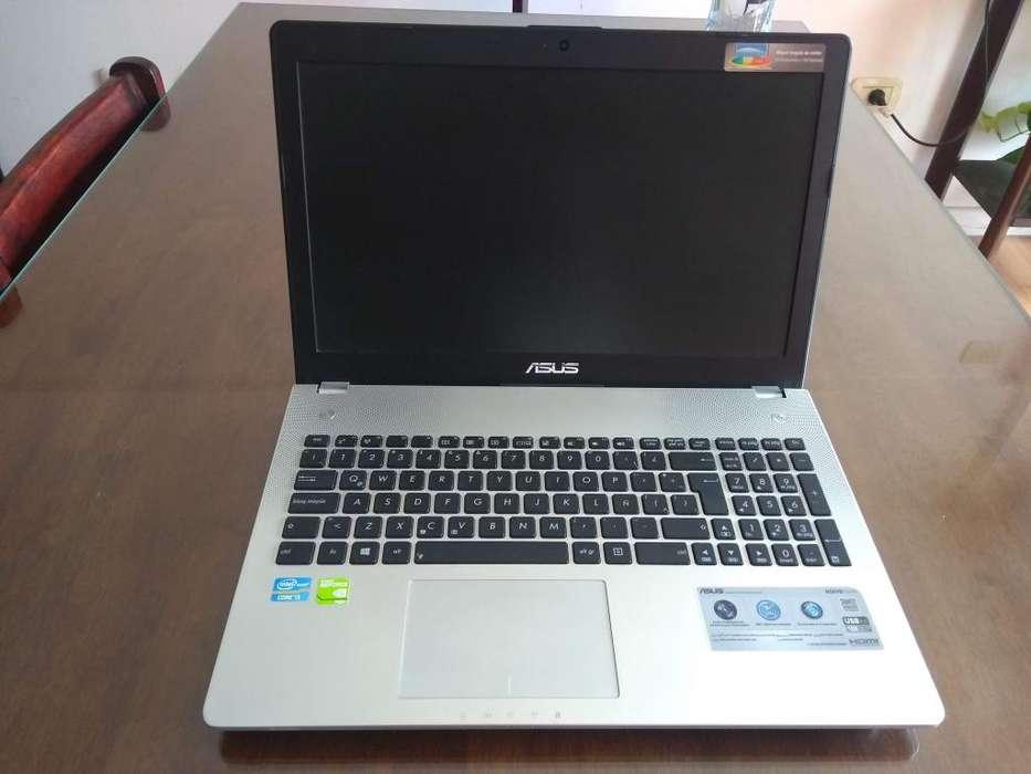 Notebook Asus N56vb 15.6