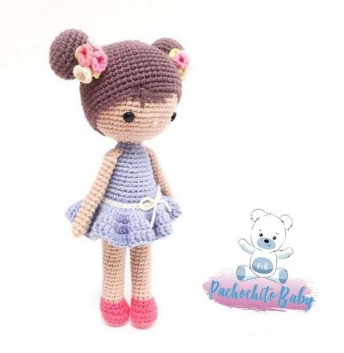 Muñeca Antialergica Chloe