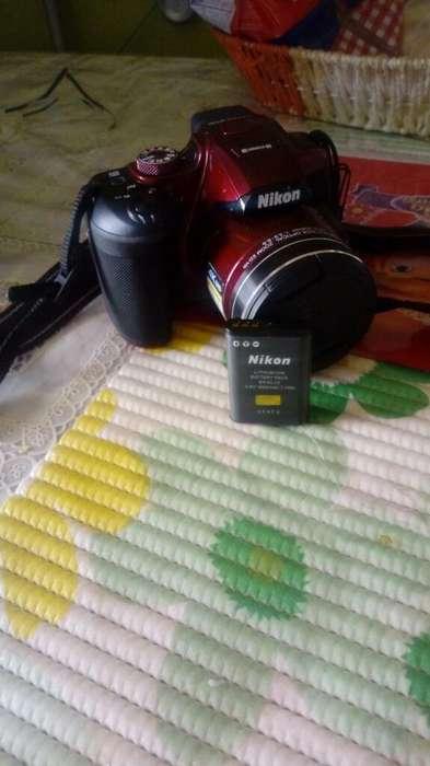 Camara Nikon Collpik Modelo B 700 Nueva