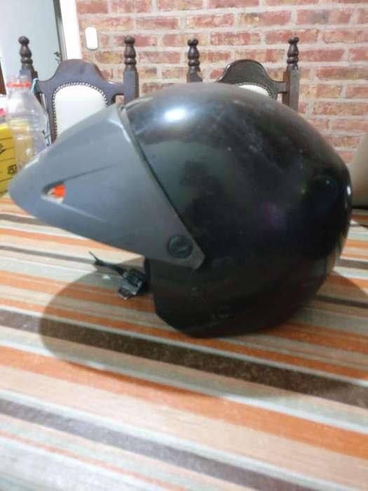 vendo dos cascos para moto