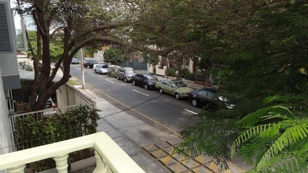 Alquilo Departamento 2do <strong>piso</strong> de una casa Miraflores Ref: 12319