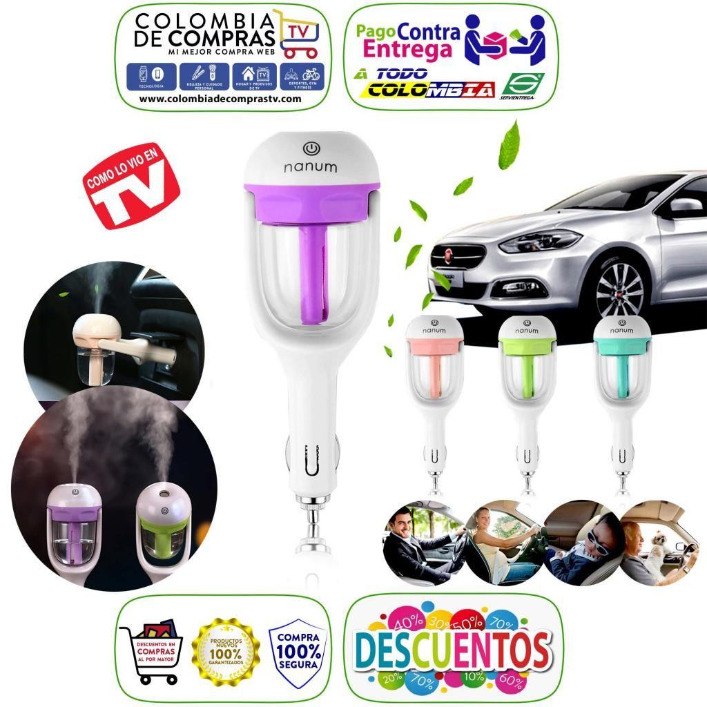 Difusor aroma para carro con rotación de 180 grados nanum 11025 obsequio, Nuevos, Originales, Garantizados