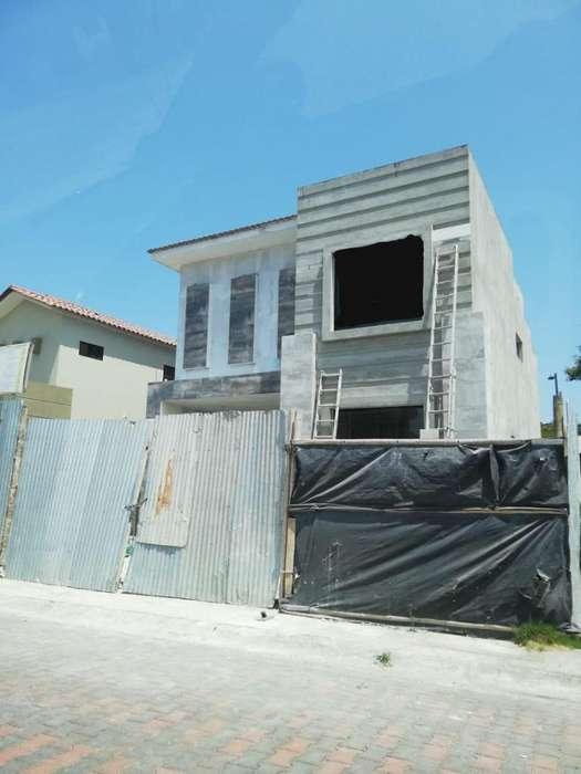 Venta de casa en construccion en <strong>ciudad</strong> Celeste, etapa La Peninsula