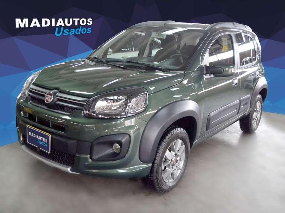 Fiat Uno  2020 - 100 km