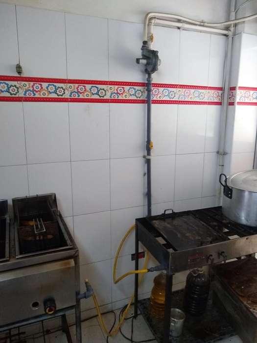 Reparación de Fugas de Gas Natural