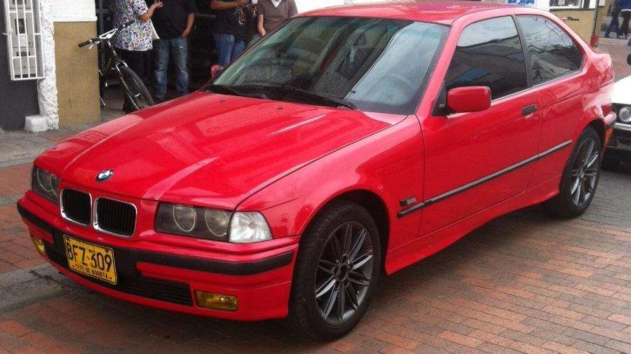 <strong>bmw</strong> Série 3 1995 - 270000 km