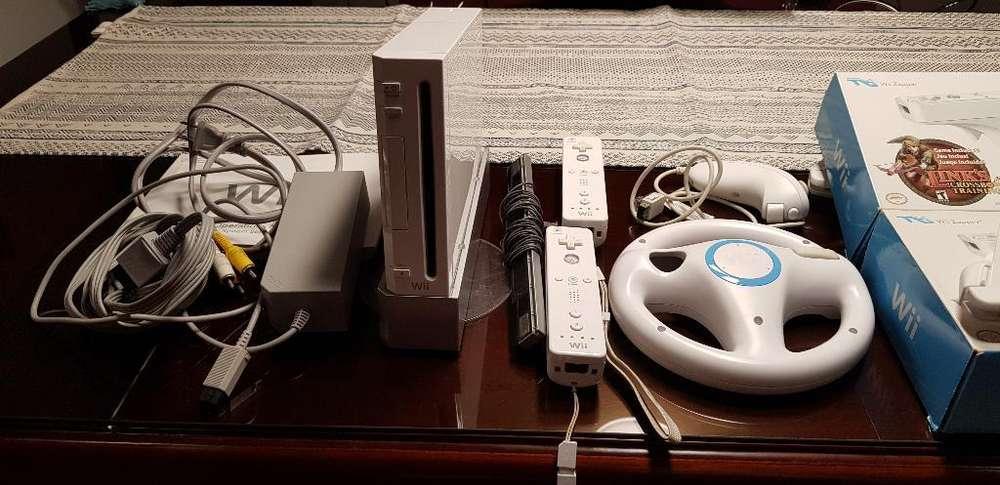 Vendo Nintendo Wii en Buen Estado