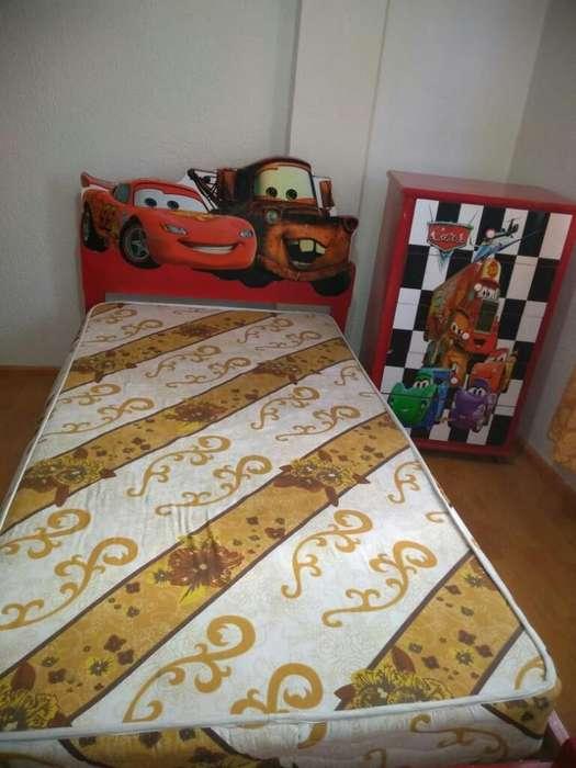 Juego Dormitorio Niño
