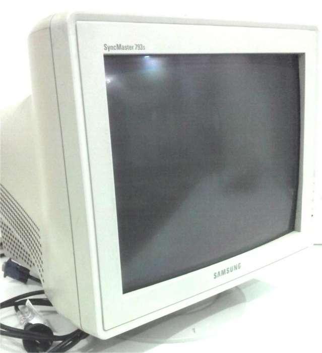 """<strong>monitor</strong> 17"""" SAMSUNG 793S DIGITALCABLESEXCELENTE IMAGEN!! APURADO!!"""