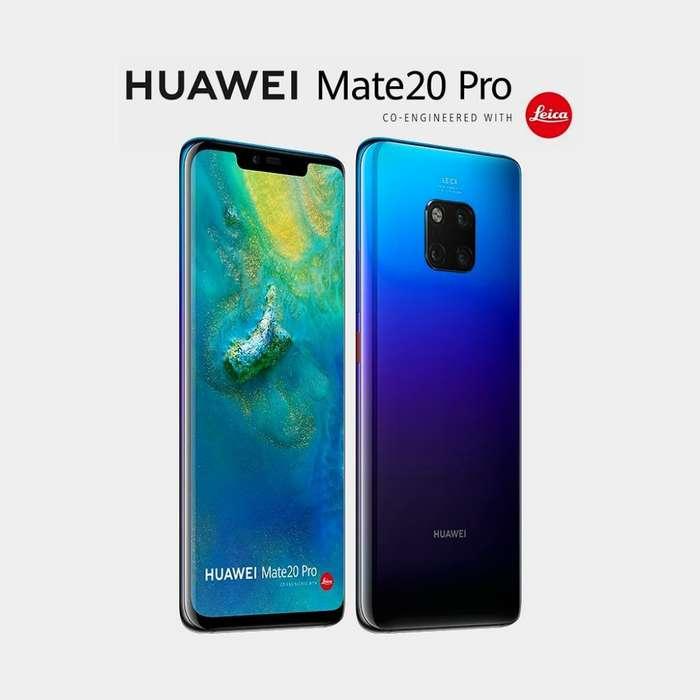 Huawei Mate 20 Pro (nuevo)