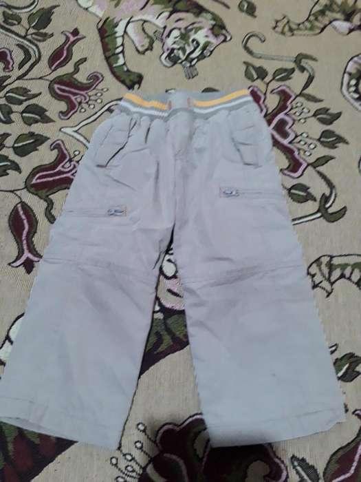 Pantalon Talle 2