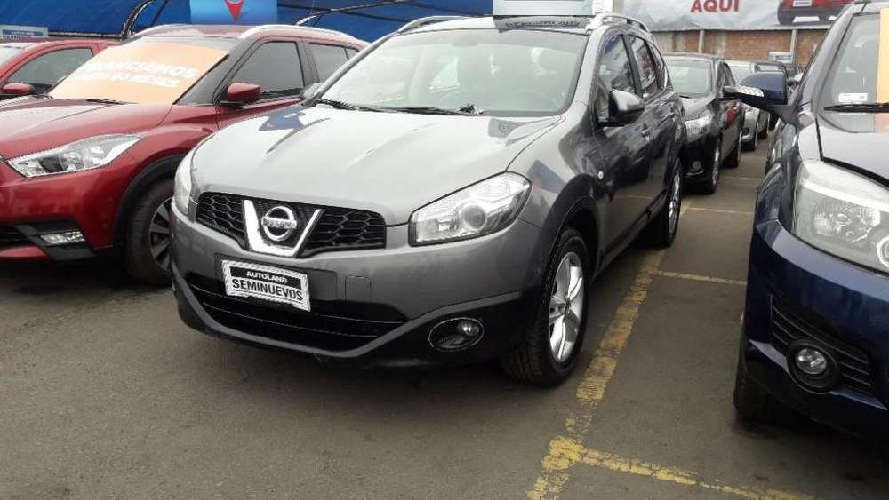 Nissan Qashqai  2012 - 75124 km