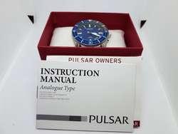 Reloj Pulsar By Seiko Ps9319 Usado