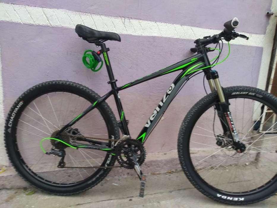 Vendo Bicicleta de Montaña Rin 29 Venzo