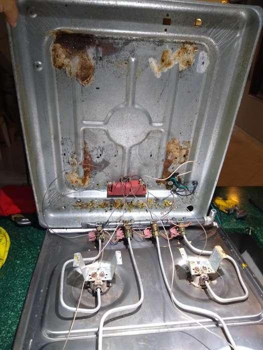 Reparación Profesional de Estufas