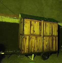 Food Truck Trailer de Comidas