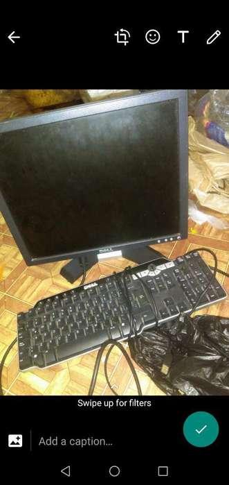 Teclado Dell Y <strong>monitor</strong> en 40