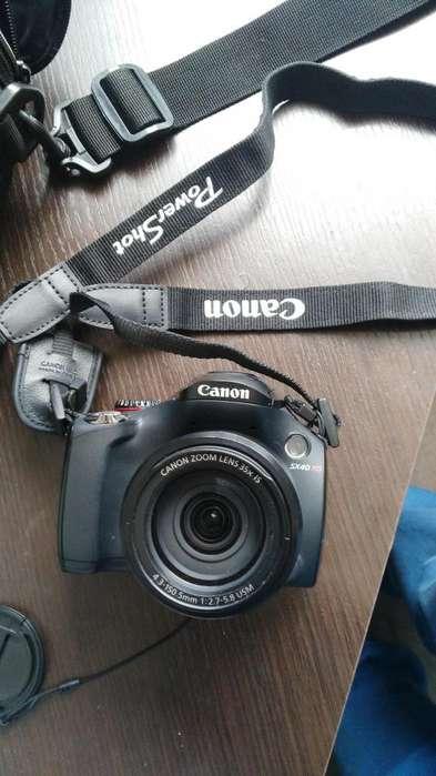 Cámara Fotográfica Canon Hs Power Shot