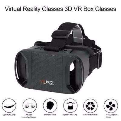 Gafas Realidad Virtual Modelo Vr04 Box Rosario Oferta!!!