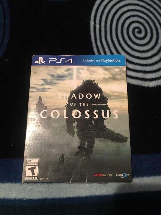 Shadow Of The Colousus Ps4