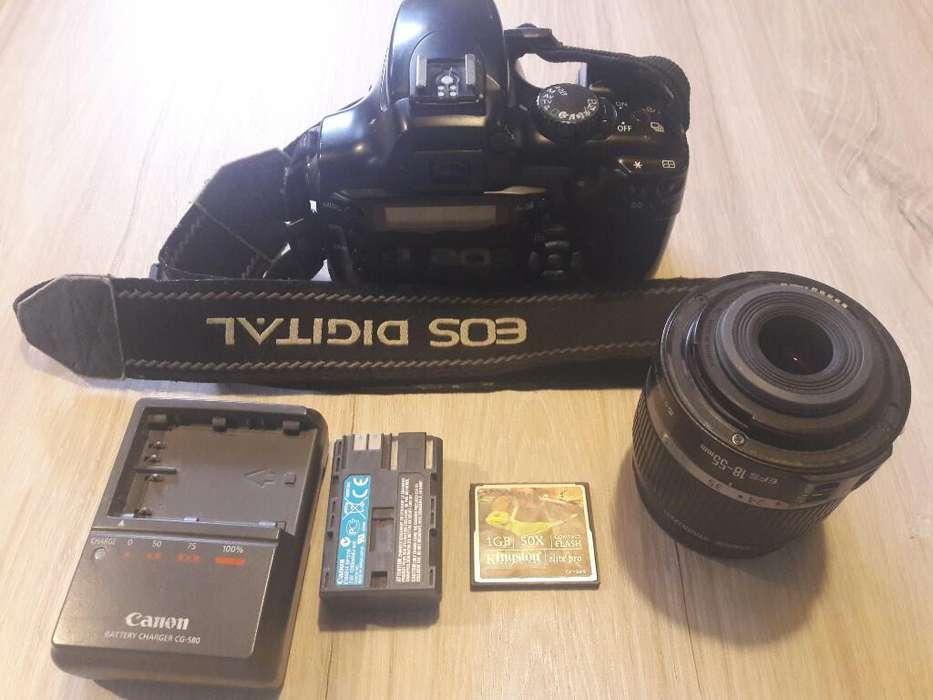 Canon Eos Rebel Xt Kit 18-55