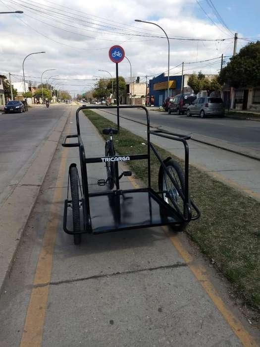Triciclo De Reparto / Biclicleta De Reparto / Tricarga