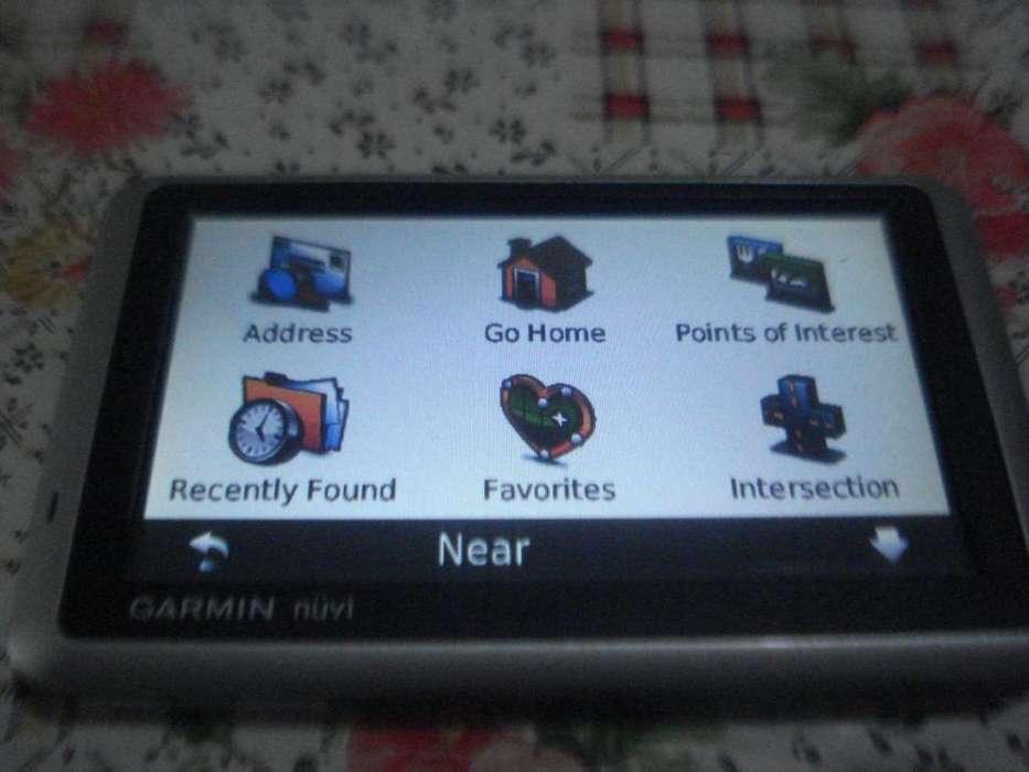 Gps Garmin Nuvi 1350 Completo Con Accesorios Funcionando