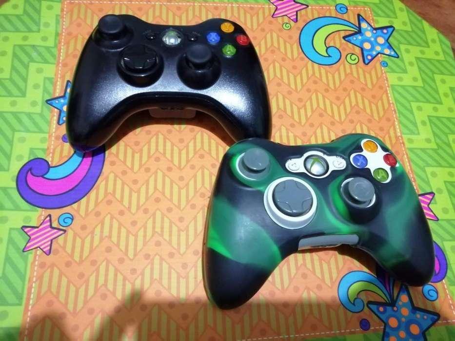 Controles de Xbox 360 Ganga