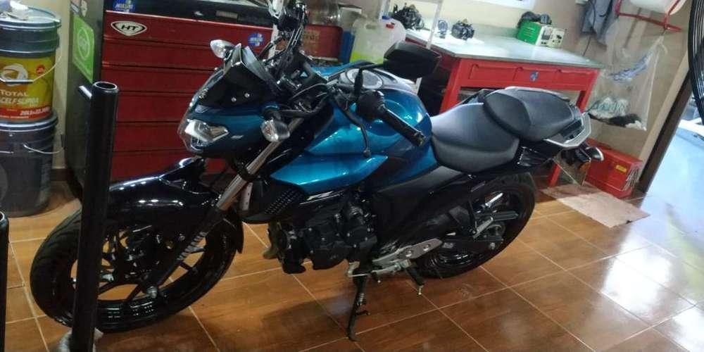 Yamaha Fazer 250cc 2018 4000km