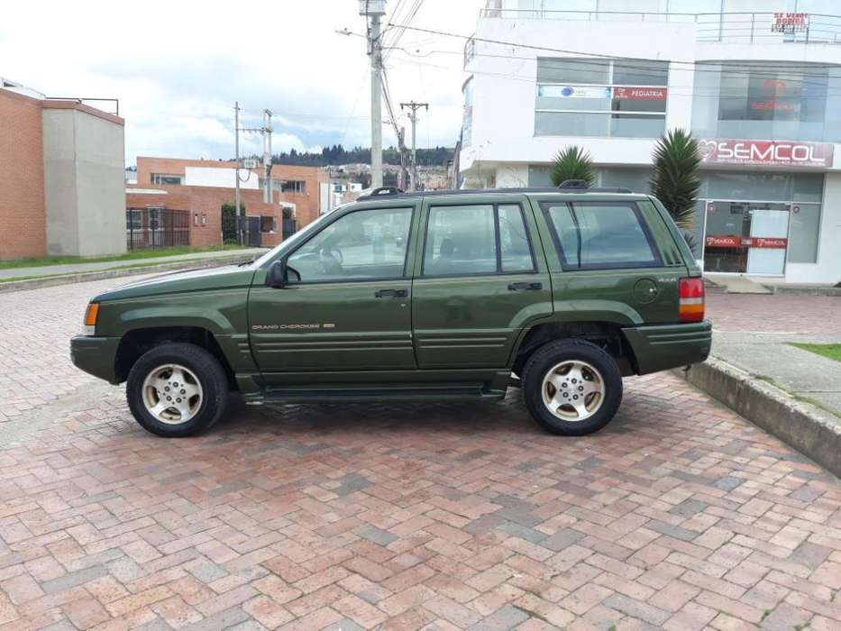 <strong>jeep</strong> GRAND CHEROKEE 1997 - 230000 km