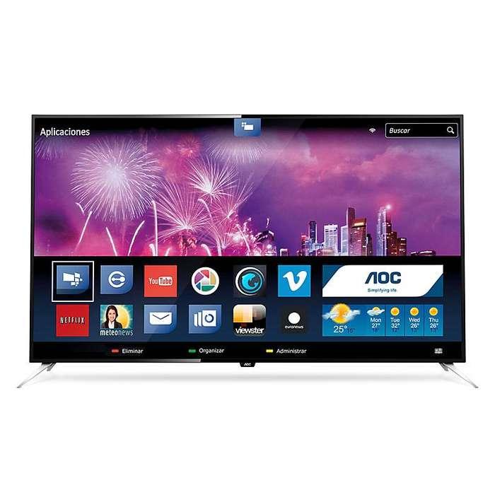 Televisor UHD 4K Smart Tv AOC 65″ LE65U7970 Electrodomesticos Jared