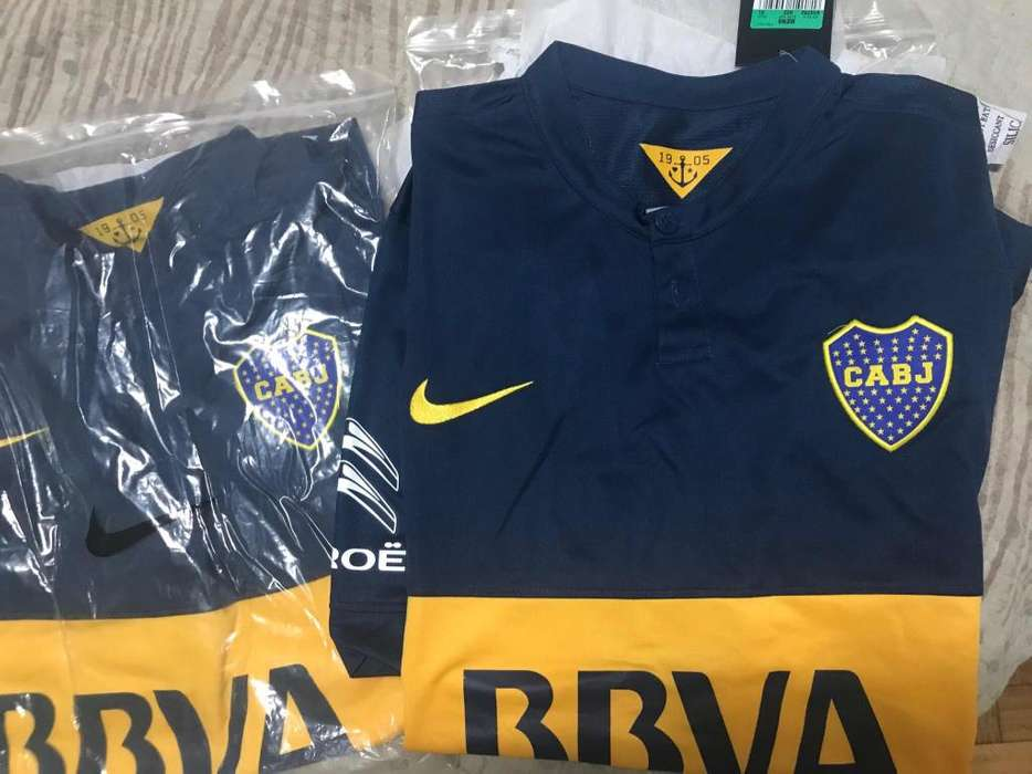 Camiseta de Boca 2014 Xl