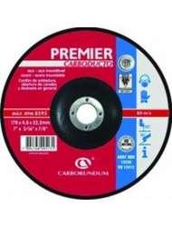 DISCOS PREMIER DE CORTE METAL 4 1/2 PULG 114 MM ACERO INOX VARIOS 45