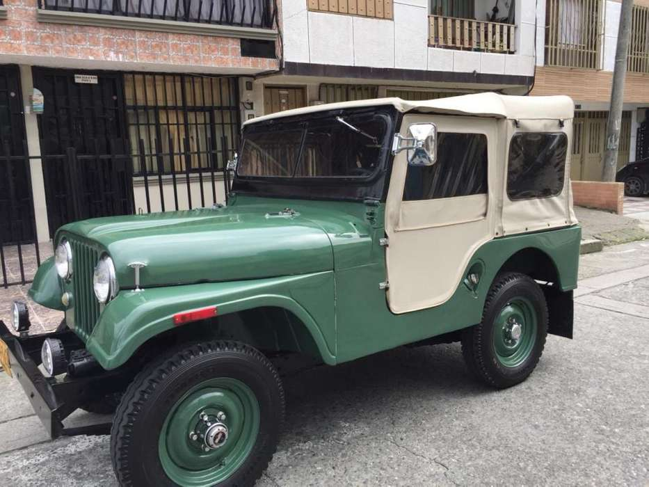JEEP CJ 1964 - 200000 km