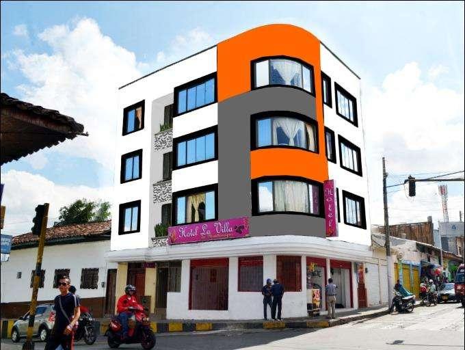 HOTEL LA VILLA DE MONTENEGROQUINDIO.
