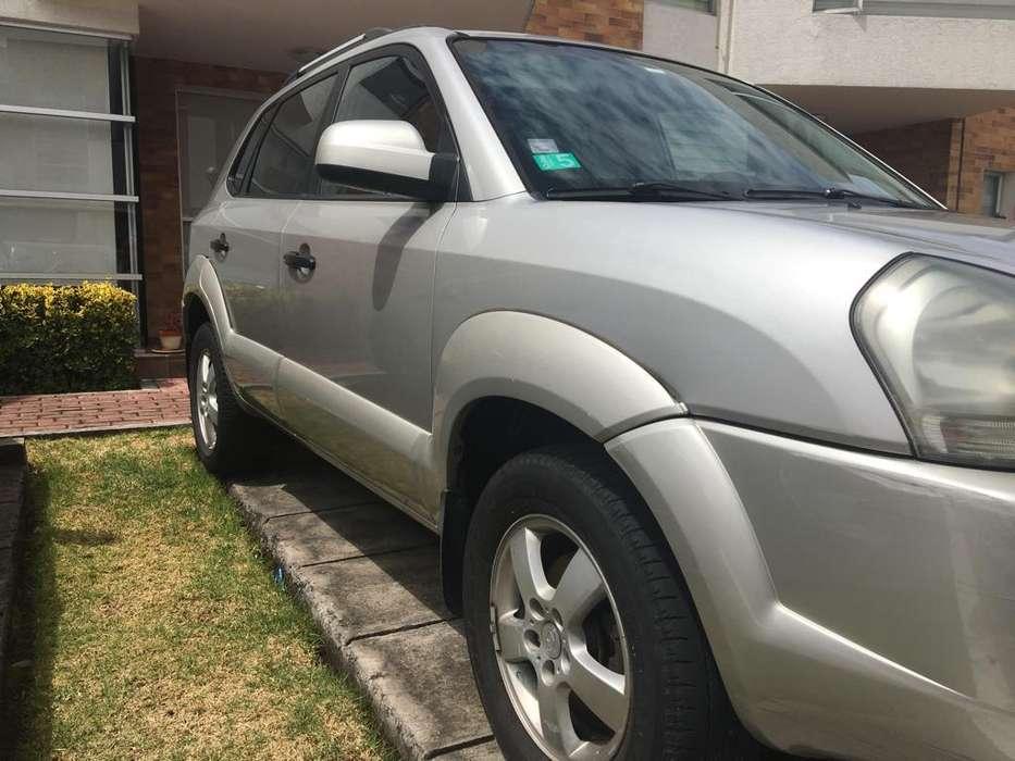 Hyundai Tucson 2007 - 189447 km