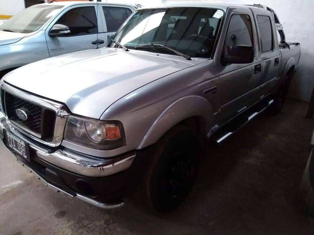 FORD RANGER XLT 4X2 2007 IMPECABLE