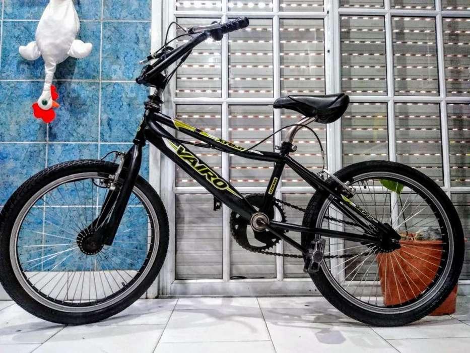 Bicicleta Bmx Vairo con Rotor Rod 20
