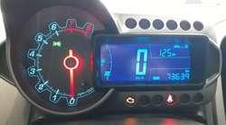 Sonic 1.6 LTZ MT 2014 $190.000 y cuotas