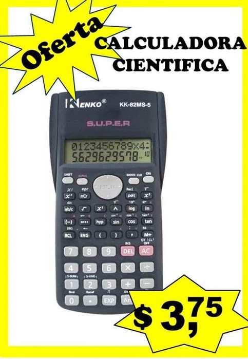 <strong>calculadora</strong> CIENTIFICA SOLO 3,75