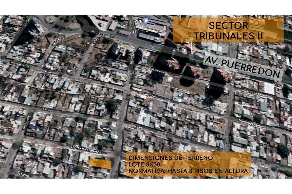 CASA-TERRENO 240m2 Guemes-OPORTUNIDAD INVERSORES