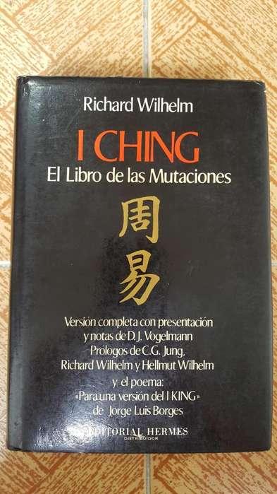 I ching. El libro de las mutaciones. Richard Wilhelm
