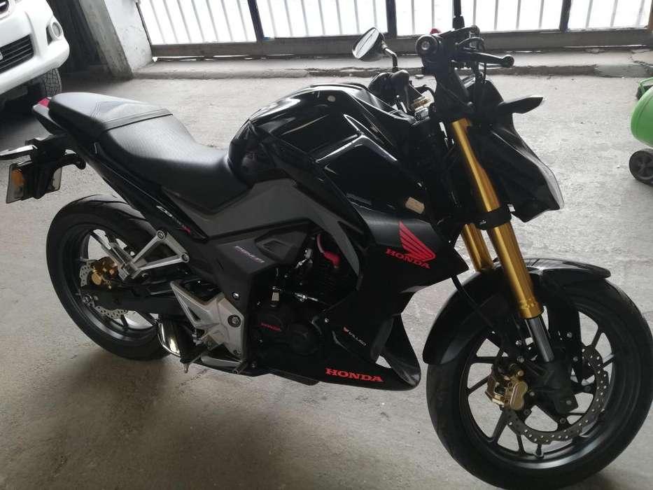 <strong>honda</strong> CB 190 R SEMI NUEVA MODELO 18