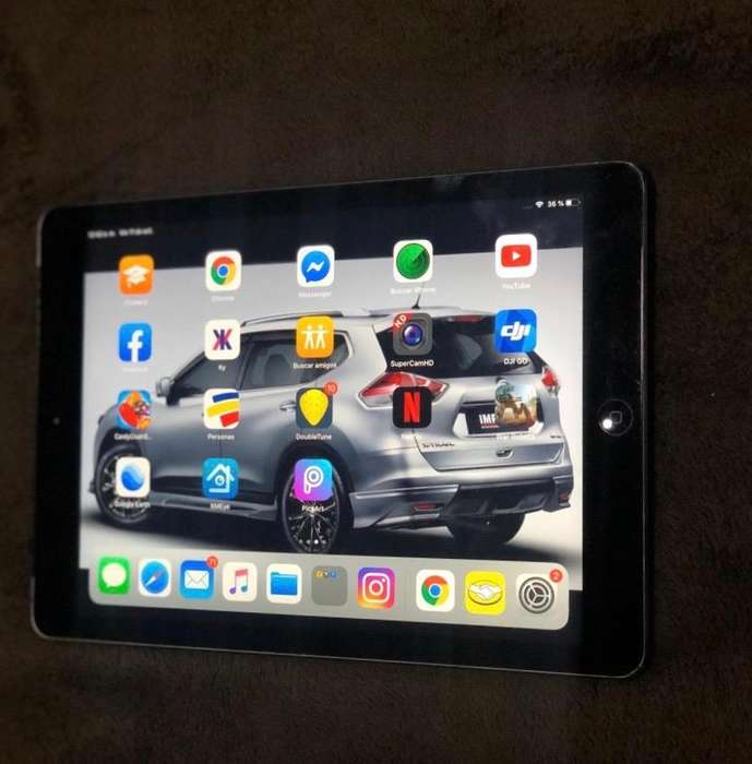 Vendo iPad Air Wifi Celular 32Gb