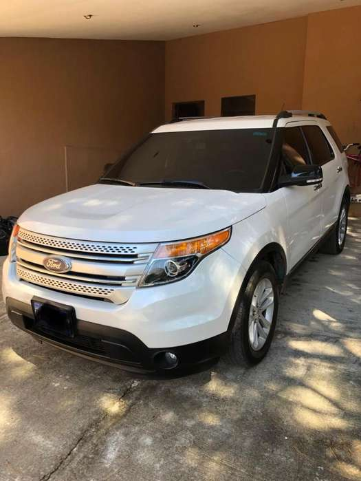 Ford Explorer 2015 - 45000 km